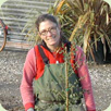 Maureen Caviness, plantswoman, talented garden designer, and Cistus' first employee